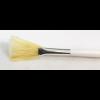 Fan masking brush facial treatment