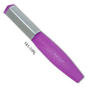purple-foot-rasp-3-sided-belini-file-plastic-metal-handle